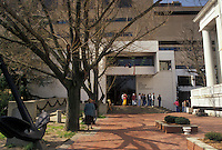 AJ3325, Richmond, Virginia, The Museum of the Confederacy in Richmond in the state of Virginia.