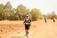 5th October 2021; Kourci Dial Zaid to Jebel El Mraier ; Roel REIJNDERS (bel) Marathon des Sables, stage 3 of  a six-day, 251 km ultramarathon, which is approximately the distance of six regular marathons. The longest single stage is 91 km long. This multiday race is held every year in southern Morocco, in the Sahara Desert.