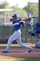 Casio Grider - Los Angeles Dodgers, 2009 Instructional League.Photo by:  Bill Mitchell/Four Seam Images..