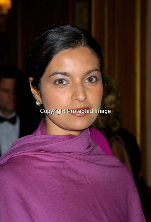 Jhumpa Lahiri ..at the 2004 Pen Literary Dinner and the Presentation of Free Expression Awards  on April 20, 2004 at The ..Pierre Hotel in New York City. ..Photo by Robin Platzer, Twin Images