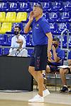 LLIGA NACIONAL CATALANA ACB 2020 AON.<br /> Barça vs Baixi Manresa: 92-82.<br /> Sarunas Jasikevicius.