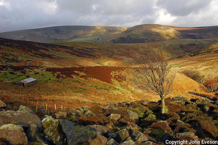 Hareden Fell, Forest of Bowland, Lancashire.