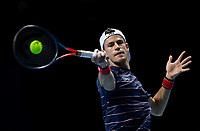19th November 2020; O2, London; Diego Schwartzman Argentina, 2020 ATP Finals, London