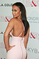WEST HOLLYWOOD, CA, USA - OCTOBER 23: Draya Michele arrives at the Life & Style Weekly 10 Year Anniversary Party held at SkyBar at the Mondrian Los Angeles on October 23, 2014 in West Hollywood, California, United States. (Photo by David Acosta/Celebrity Monitor)