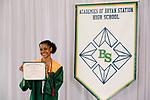Curenton, DaJauna  received their diploma at Bryan Station High school on  Thursday June 4, 2020  in Lexington, Ky. Photo by Mark Mahan Mahan Multimedia