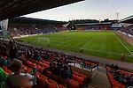 St Johnstone 1 Eskisehirspor 1, 26/07/2012. McDiarmid Park, Europa League Qualifying Round. Photo by Paul Thompson.