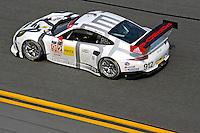 22-25 January, 2015, Daytona Beach, Florida USA<br /> 912, Porsche, 911 RSR, GTLM, Jorg Bergmeister, Earl Bamber, Frederic Makowiecki<br /> ©2015, F. Peirce Williams