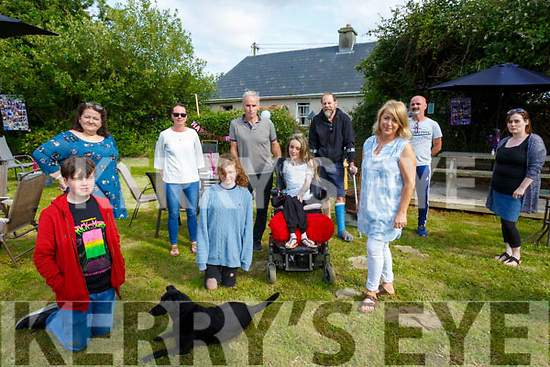 21st Birthday: Megan Enright, Ennismore celebrating her 21st birthday with family at her home on Saturday last.