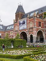 Rijksmuseum, Stadthouderskade 42, Amsterdam, Provinz Nordholland, Niederlande<br /> Rijksmuseum, Stadthouderskade 42, Amsterdam, Province North Holland, Netherlands