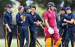 Kings College - 1st XI v AGS, 23 March 2021