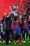 Spanish LFP-BBVA League 2012/13.