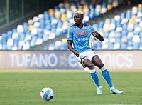 11th September 2021; Maradona Stadium, Naples, Italy; Serie A football, SSC Napoli versus Juventus  FC: Victor Osimhen of Napoli
