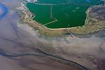 Aerial Survey 2009 - Cartmel Sands