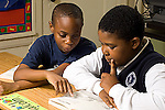 Elementary/middle school classroom children with special needs