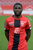 13th November 2020; Stade Gaston Gérard, Dijon, France; Dijon FC official portrait pictyres for season 2020-21, League 1;  Assale