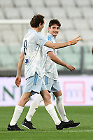John Elkann Charles Leclerc during the charity football hearth match between Singers national Team and Champions for the medical research at Juventus Stadium in Torino (Italy), May 25th, 2021. Photo Daniele Buffa / Image Sport / Insidefoto