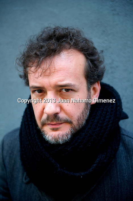 MADRID, SPAIN - MARCH 13: Spanish actor Jose Luis Gonzalez Perez poses for a portrait on March 13, 2013 in Madrid, Spain.  (Photo by Juan Naharro Gimenez)