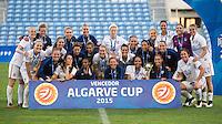 Algarve Cup 2015 Final, USWNT vs France, March 11, 2015