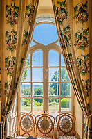 BNPS.co.uk (01202 558833)<br /> Pic: LeggettPrestige/BNPS<br /> <br /> PICTURED:The property boats spectacular views<br /> <br /> A luxurious French chateau in a village liberated by the celebrated US general George Patton in World War Two has gone on the market for £1.35million.<br /> <br /> A stunning 19th century French chateau has emerged on the market for £1.35million - the same price as a terraced house in London.<br /> <br /> The Normandy property, located on the edge of the Bay of Mont Saint Michel, has 10 bedroom suites and is set in 14 hectares of manicured parkland.<br /> <br /> It also has equestrian facilities including 12 stables, as well as paddocks, a barn and a cottage.