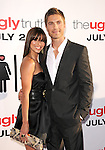 Roselyn Sanchez & Eric Wynter at The Columbia Pictures' Premiere of The Ugly Truth held at The Cinerama Dome in Hollywood, California on July 16,2009                                                                   Copyright 2009 DVS / RockinExposures
