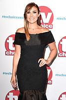 Kim Marsh<br /> arriving for the TV Choice Awards 2017 at The Dorchester Hotel, London. <br /> <br /> <br /> ©Ash Knotek  D3303  04/09/2017