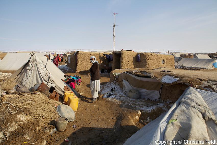Qalin Bafan Returnee Site, North Afghanistan