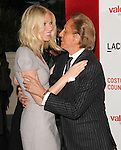 """Gwyneth Paltrow & Valentino at The West Coast Premiere of """"Valentino: The Last Emperor"""" held at LACMA in Los Angeles, California on April 01,2009                                                                     Copyright 2009 RockinExposures"""