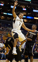 Jerome Randle. The Washington Huskies defeated the California Golden Bears 79-75 during the championship game of the Pacific Life Pac-10 Conference Tournament at Staples Center in Los Angeles, California on March 13th, 2010.