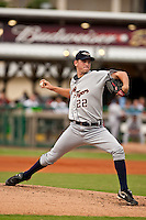 Jacob Turner of the Lakeland Flying Tigers during the game at Jackie Robinson Ballpark in Daytona Beach, Florida on August 27, 2010. Photo By Scott Jontes/Four Seam Images