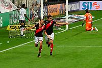 São Paulo (SP), 02/06/2021 - CORINTHIANS-ATLETICO-GO - Ronald, do Atlético-GO comemora o gol. Corinthians e Atlético-GO, a partida é válida pela terceira fase da Copa do Brasil, Neo Química Arena, quarta-feira (02).