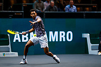 Rotterdam, The Netherlands, 11 Februari 2020, ABNAMRO World Tennis Tournament, Ahoy, <br /> Felix Auger-Aliassime (CAN). Photo: www.tennisimages.com