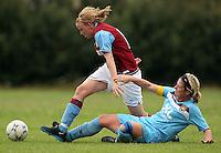 West Ham United Ladies vs Aston Villa Ladies 20-07-08
