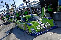 #76 Krohn Racing Pontiac/Riley