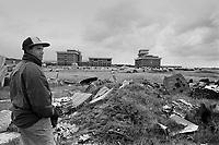 - construction of Gioia Tauro harbour....- costruzione del porto di Gioia Tauro