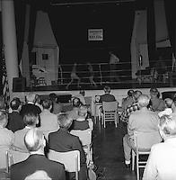 Elks Program Golden Glove 1955