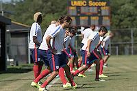 USMNT Training, July 16, 2015