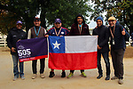October 30, 2018 : The Chilean connections of Imperial Hint at Churchill Downs, Louisville, Kentucky on October 30, 2018. Imperial Hint is entered in the Breeders' Cup Sprint. Mary M. Meek/ESW/CSM