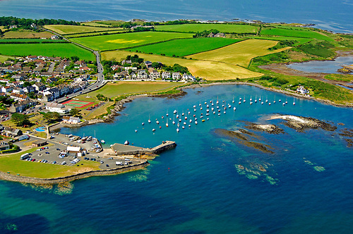 The little natural harbour of Groomsport on the south shore of Belfast Lough is sheltered by Cockle Island which gives its name to Cockle Island Boat Club, home base of the First 40.7 Game Changer (Shaun Douglas), an entry in next week's Dun Laoghaire to Dingle Race