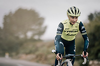 Jolanda Neff (SUI/Trek-Segafredo)<br /> <br /> Team Trek-Segafredo women's team<br /> training camp<br /> Mallorca, january 2019<br /> <br /> ©kramon