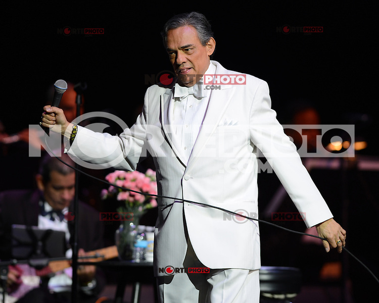 HOLLYWOOD FL - DECEMBER 16 : Jose Jose performs at Hard Rock live held at the Seminole Hard Rock hotel & Casino on December 16, 2012 in Hollywood, Florida.  Credit: mpi04/MediaPunch Inc. /NortePhoto