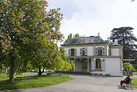 West Switzerland Genève Villa Plantamour - 10.05.2017   usage worldwide
