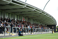 General view of Mill Farm Stadium during AFC Fylde vs Brackley Town, Vanarama National League North Football at Mill Farm on 13th August 2016