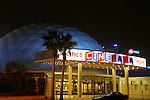 Cinerama Dome movie theater in Hollywood, CA