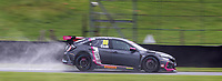 23rd August 2020; Oulton Park Circuit, Little Budworth, Cheshire, England; Kwik Fit British Touring Car Championship, Oulton Park, Race Day;  Josh Cook BTC Racing driving a Honda Civic Type R  race 1 winner