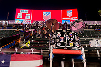 Carson, CA - Sunday January 28, 2018: American Outlaws during an international friendly between the men's national teams of the United States (USA) and Bosnia and Herzegovina (BIH) at the StubHub Center.