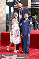 LOS ANGELES - FEB 21:  Avery Elizabeth McGraw, Dr Phil McGraw, and London Philip McGraw at the Dr Phil Mc Graw Star Ceremony on the Hollywood Walk of Fame on February 21, 2019 in Los Angeles, CA