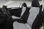 Front seat view of 2017 Volkswagen Jetta S 4 Door Sedan Front Seat  car photos