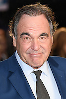 """Oliver Stone<br /> at the London Film Festival 2016 premiere of """"Snowden"""" at the Odeon Leicester Square, London.<br /> <br /> <br /> ©Ash Knotek  D3181  15/10/2016"""