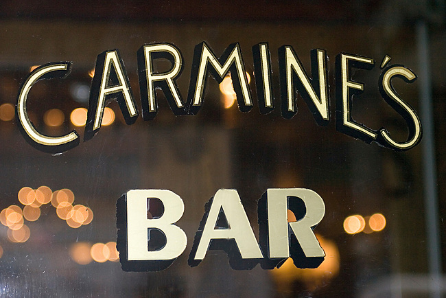 Carmine's, Italian Bar & Restaurant, New York, New York