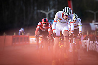 World Cup GC Leader Toon Aerts (BEL/Telenet Baloise Lions) <br /> <br /> Men Elite Race<br /> UCI Cyclocross Worldcup – Hoogerheide (Netherlands)<br /> <br /> ©kramon
